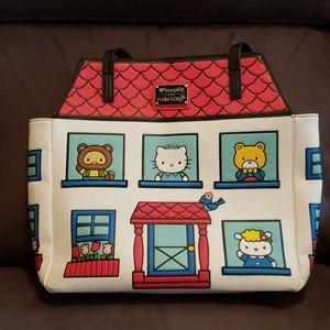 Loungefly loves Hello Kitty Purse